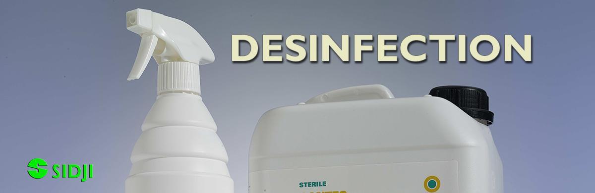 Désinfection sidji.fr
